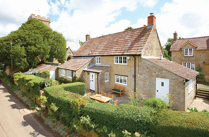 Rose Cottage Holiday Home To Rent In Dorset Bridport