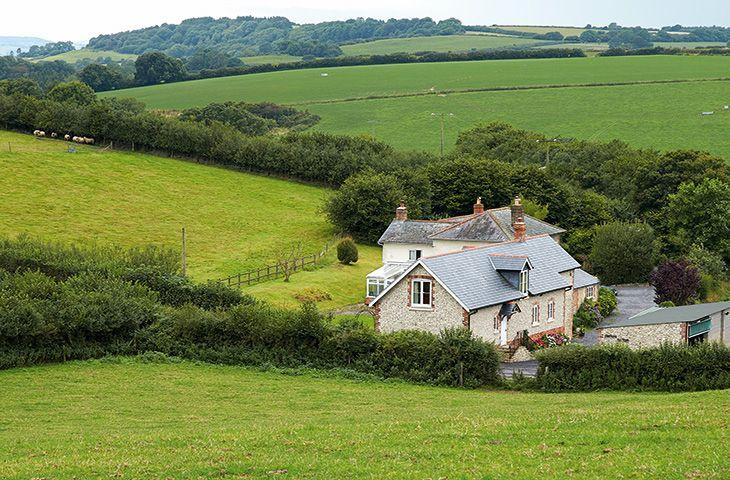 Hill Farm Barn Holiday Home